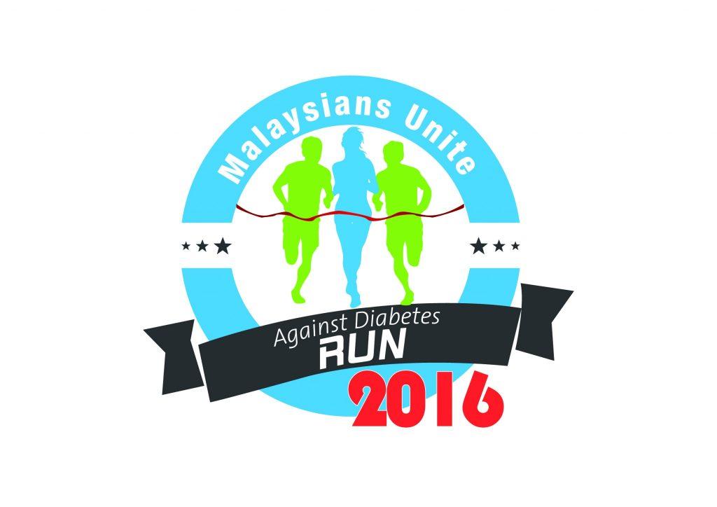 Malaysians Unite Against Diabetes Run 2016