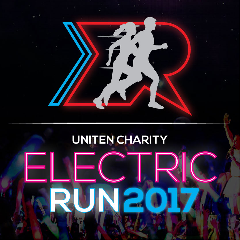 Uniten Charity Electric Run 2017