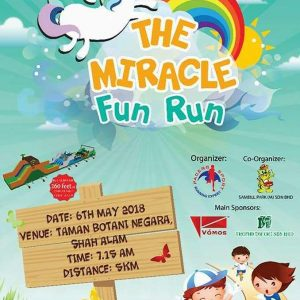 The Miracle Fun Run 2018