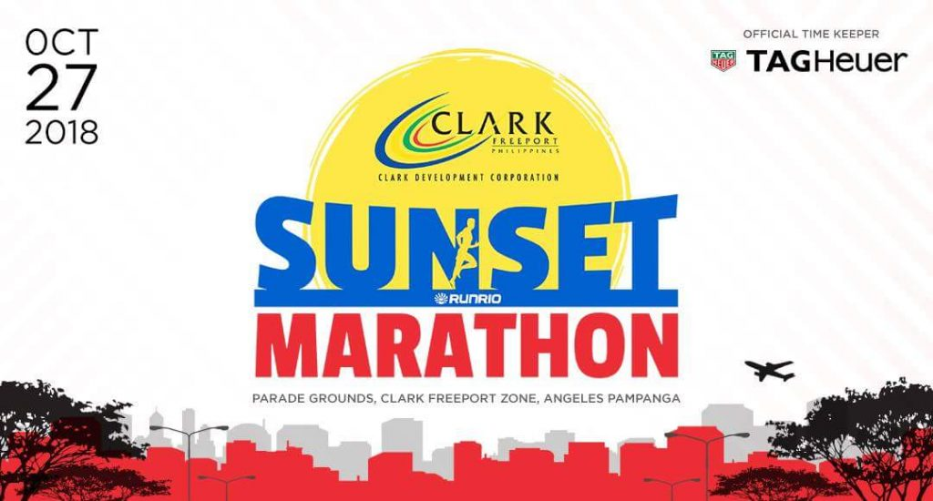 Clark Sunset Marathon 2018