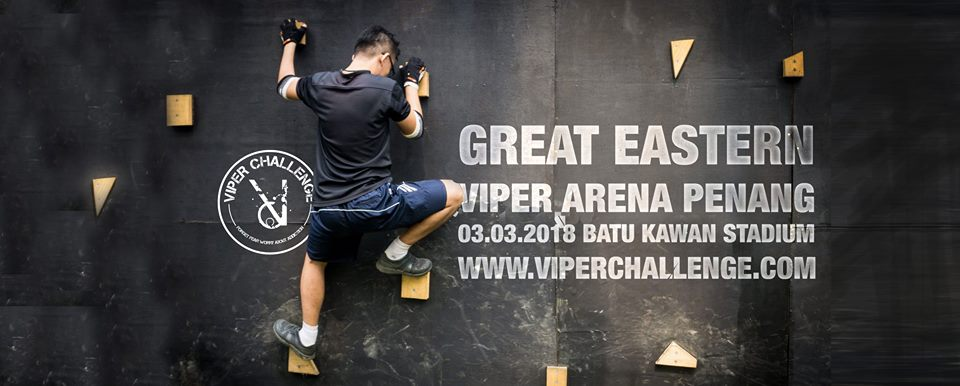 Great Eastern Viper Arena Penang 2018
