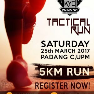 Tactical Run 2017