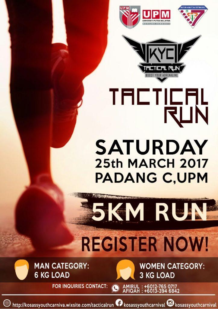 Tactical Run 2017