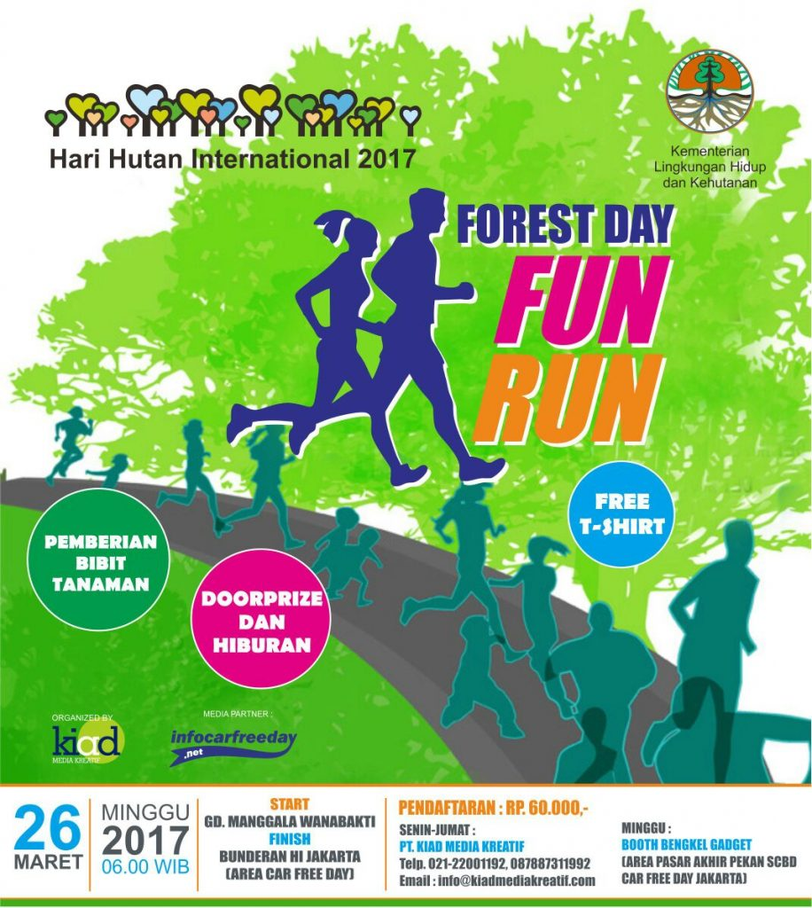 Forest Day Run 2017