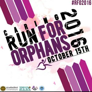Caring Run for Orphans 2016