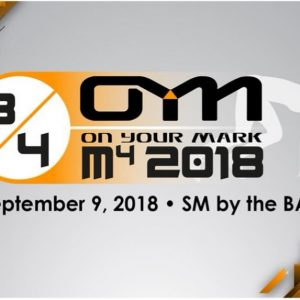 On Your Mark M4 2018 Leg 3