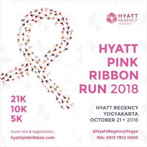 Hyatt Pink Ribbon Run 2018
