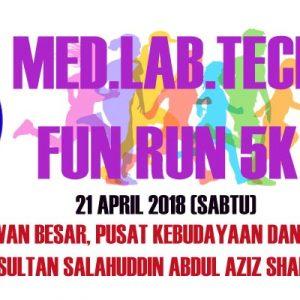 Med. Lab. Tech Fun Run 2018
