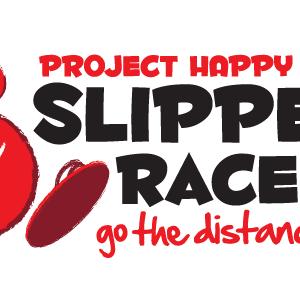 Project Happy Feet Slipper Race 2016