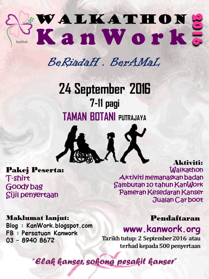 WALKATHON KanWork 2016