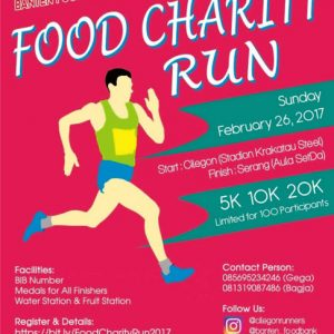 Food Charity Run 2017