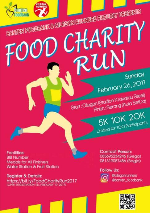 Food Charity Run 2017