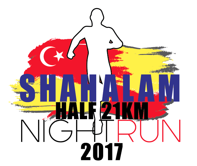 Shah Alam Half Night Run 2017