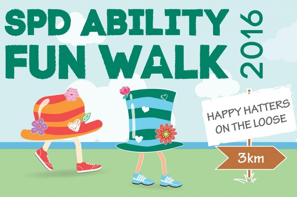 SPD Ability Fun Walk 2016