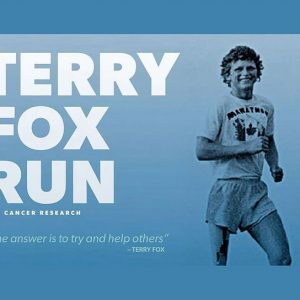 Terry Fox Run Singapore 2018