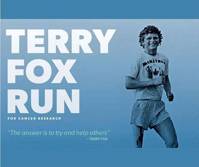 Terry Fox Run Singapore 2018