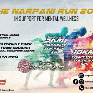 The Narpani Run 2018