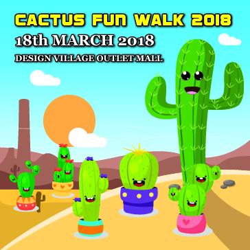 Cactus Fun Walk 2018