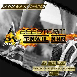 BeeStorm Trail Run 2016