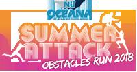 Nu Oceana Summer Attack Obstacles Run 2018