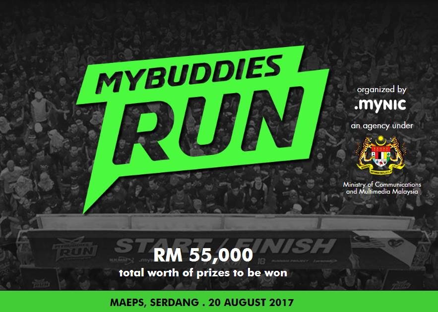 My Buddies Run 2017