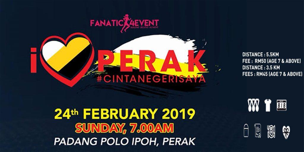 I Love Perak Run 2019