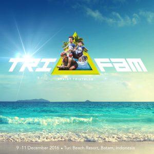 TriFam Sprint Triathlon 2016