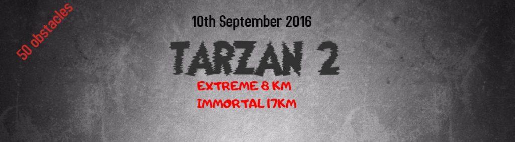 Tarzan Race 2 2016