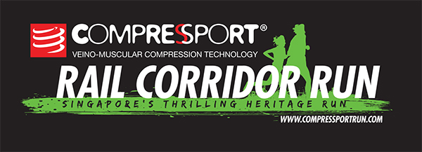 Compressport Rail Corridor Run 2016