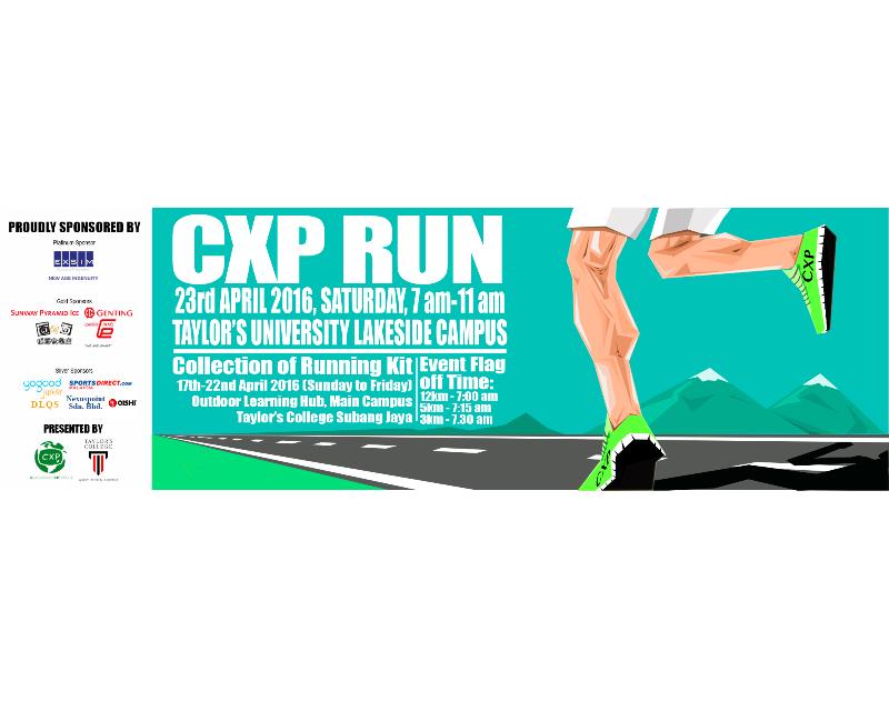 CXP Charity Run 2016