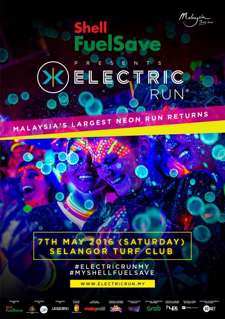 Electric Run Malaysia 2016