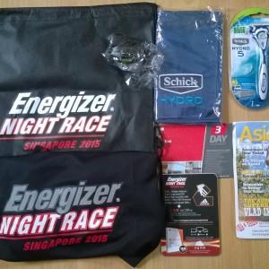Energizer Night Race Singapore 2015