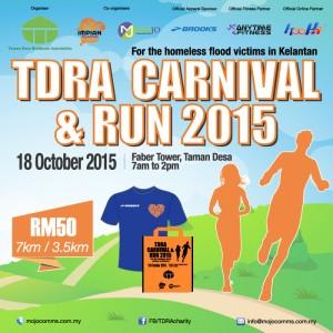 TDRA Carnival & Run 2015