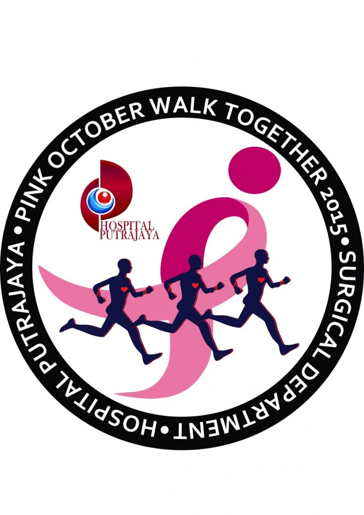 Pinkoctober Walktogether 2015