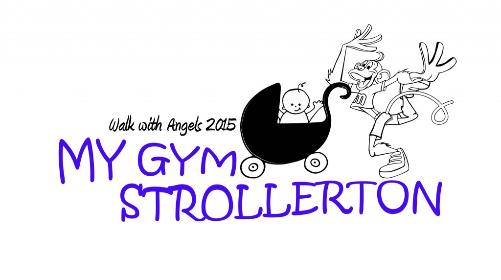 My Gym Strollerton-Walk with Angels 2015