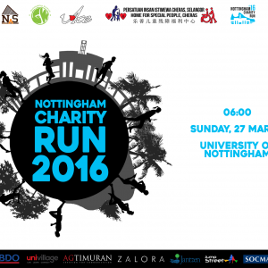 Nottingham Charity Run 2016