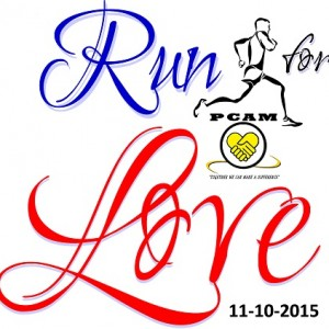 PCAM Charity Run in conjunction with 10th Anniversary Celebrations