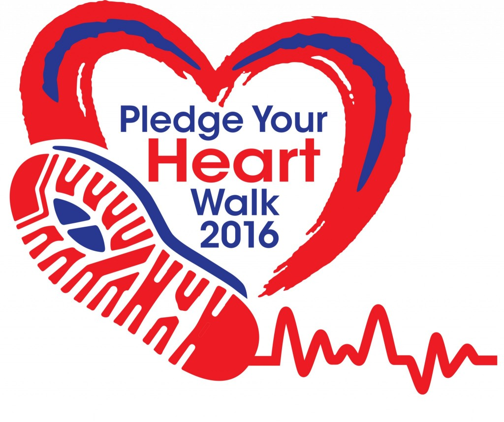 Pledge Your Heart Walk 2016 Just Run Lah