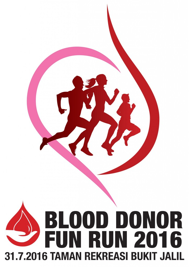 Blood Donor Fun Run 2016