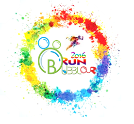 bubblour Run kpmbm 2016