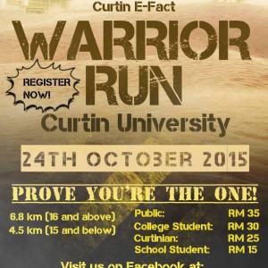 Warrior Run 2015