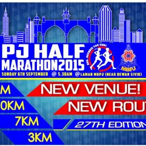 PJ Half Marathon 2015