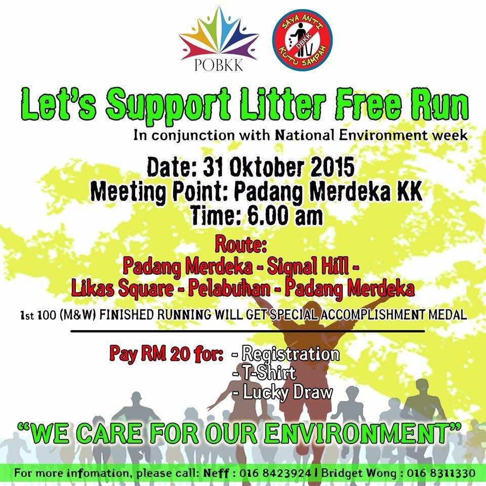 Litter Free Run 2015